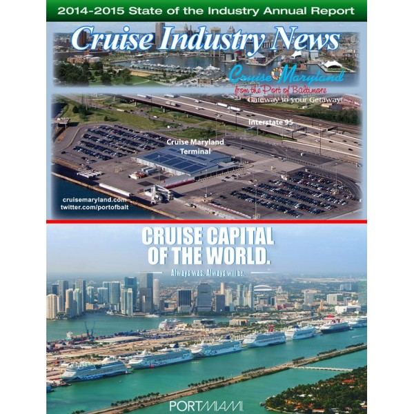 2014-2015 Cruise Industry News Annual Report