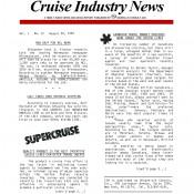 CIN Newsletter Archive: 1985 Edition