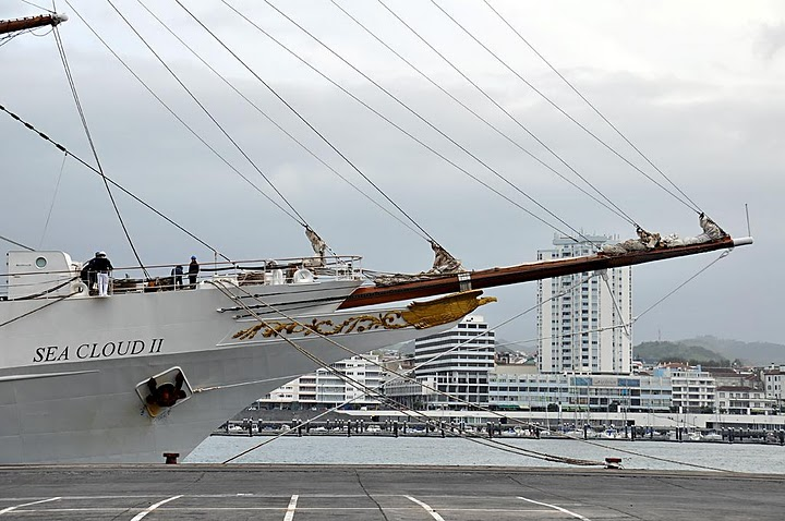 Aurora Sea Cloud Ii And Discovery In The Azores Photos Cruise Industry News Cruise News