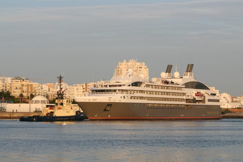 Photos Europa And L Austral In Portimao Cruise Industry News Cruise News