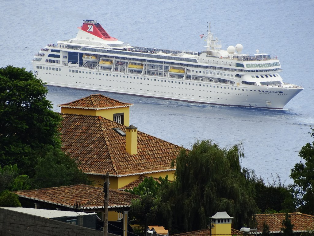 Photos Fred Olsen Braemer Cruise Industry News