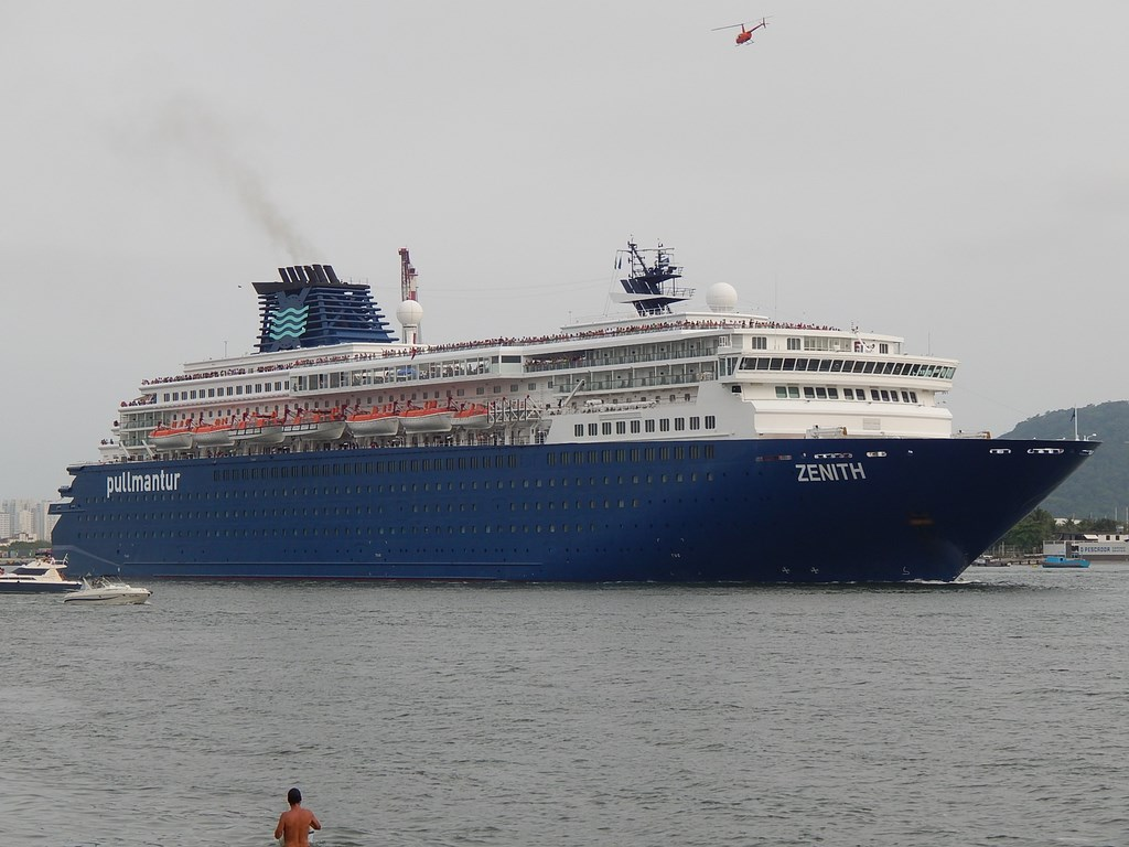 Photos Pullmantur Zenith Cruise Industry News Cruise News - Zenith cruise ship itinerary