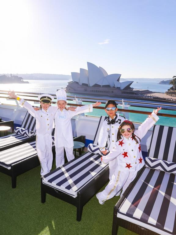 Pacific Explorer Christened In Sydney Cruise Industry