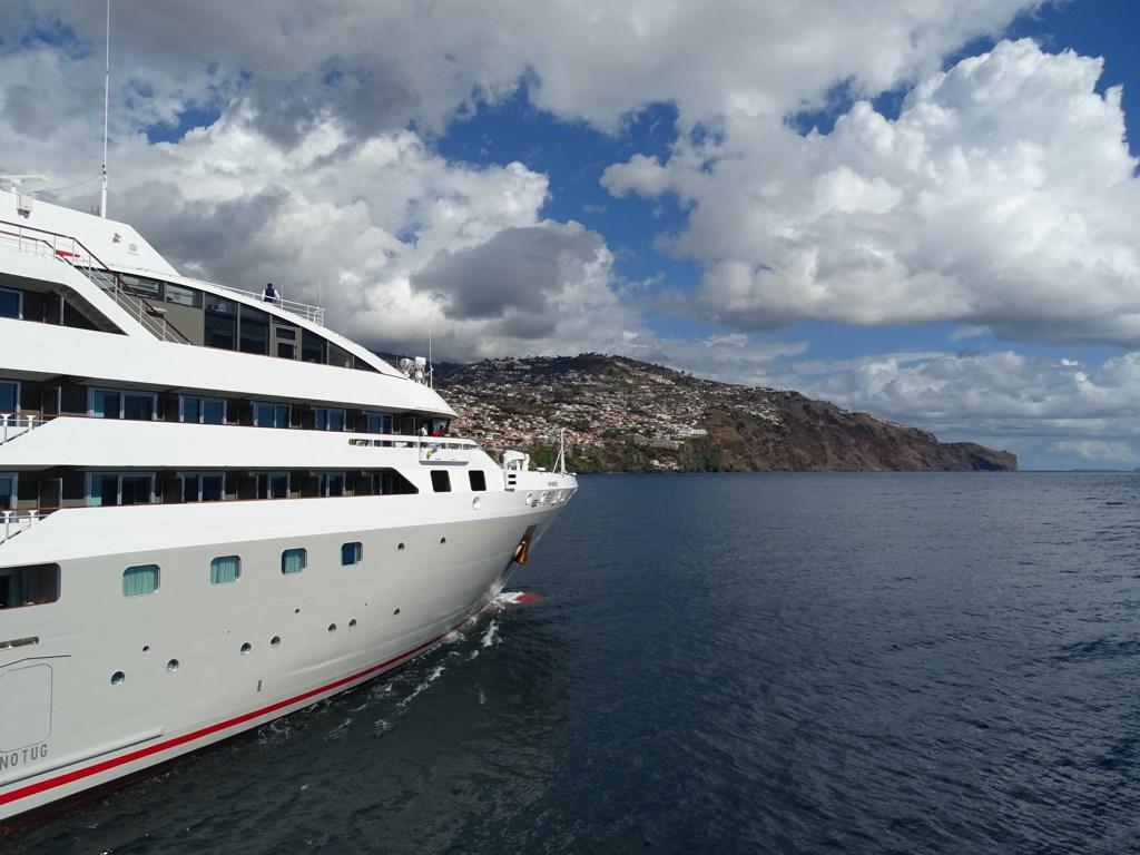 Photos Ponant S Le Lyrial Cruise Industry News Cruise