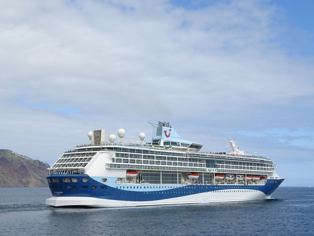 Photos TUI Discovery  Cruise Industry News  Cruise News