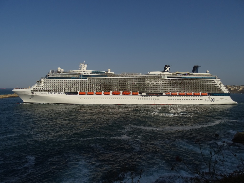 Photos Celebrity Reflection In Valletta Cruise Industry