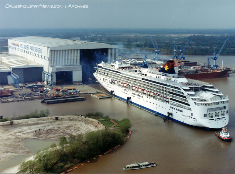 Archives SuperStar Virgo Float Out Cruise Industry News - How can cruise ships float