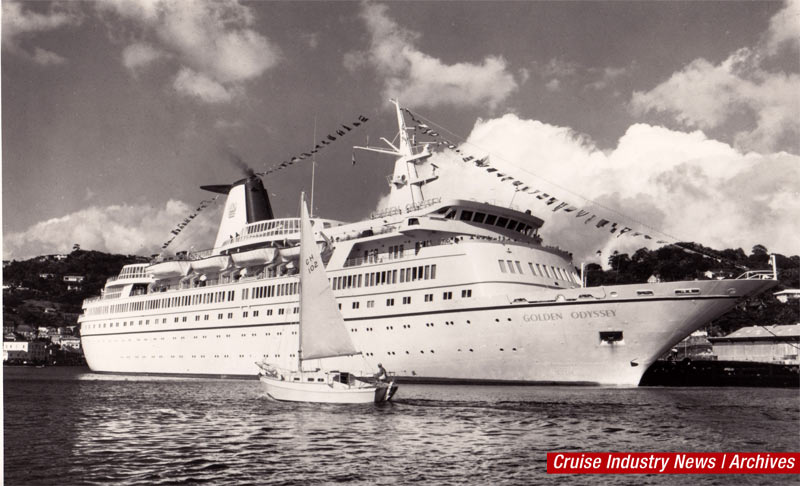 Archives Royal Cruise Line Golden Odyssey Cruise Industry News - Royal odyssey cruise ship