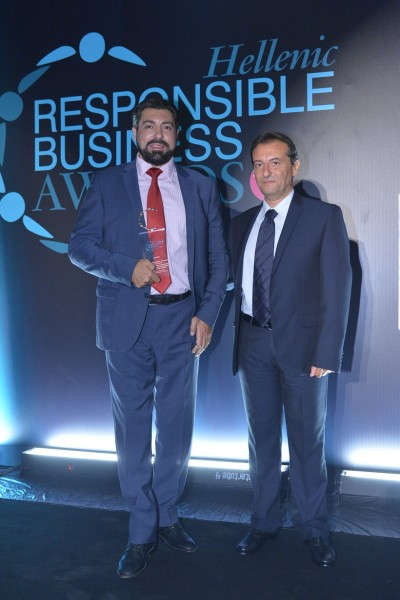 The Port of Heraklion Wins Business Award