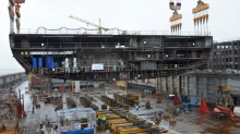 Royal Caribbean Lays Keel to Fourth Oasis at STX France in St. Nazaire