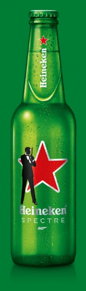 Heineken Launches James Bond Campaign
