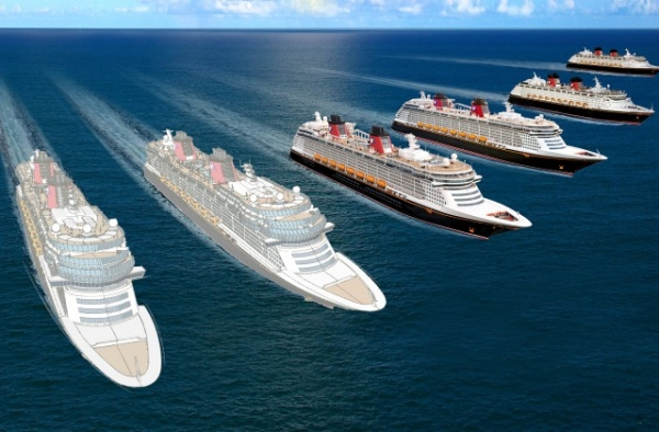 Disney Cruise Line Orders Two More Ships for 2021 and 2023