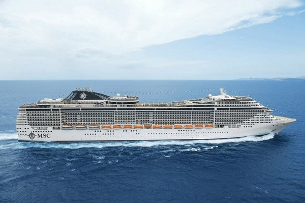 MSC Confirms: Splendida Moving to China, Joining the Lirica