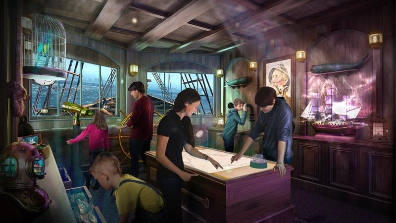 Princess to Debut 'Ultimate Escape Room' on New Ships