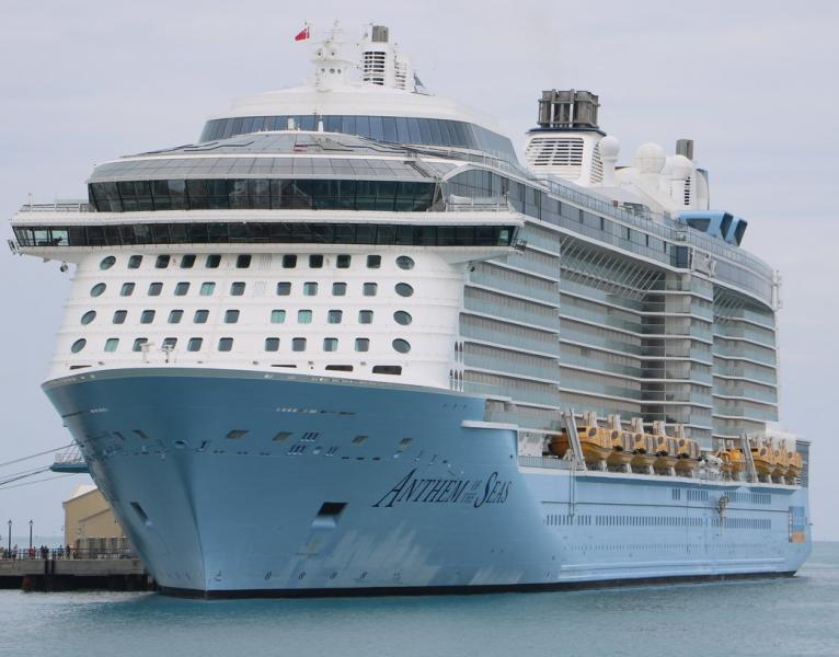Anthem Of The Seas Update Cruise Industry News Cruise News