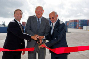 New Cargo Terminal at Port Everglades