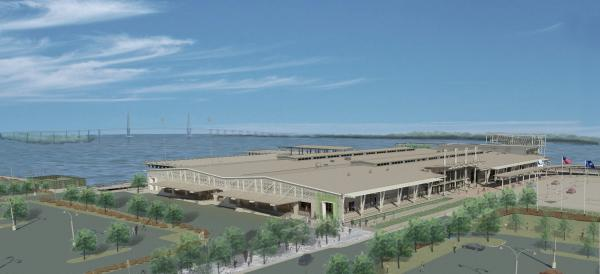 Go-Ahead For Charleston's New Terminal