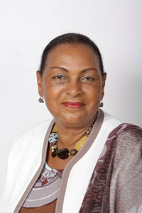 Josette Borel Lincertin Named Chairman of Regional Council of Guadeloupe