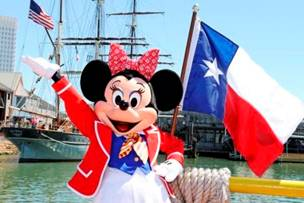 Disney Offers New 2013 Itineraries From Galveston