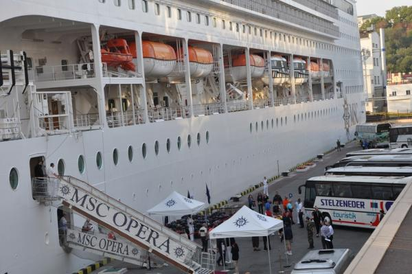 MSC Completes Interporting Season in Odessa