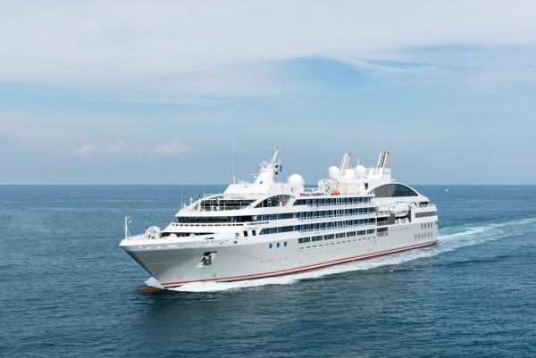 Ponant's Le Soleal Delivered by Fincantieri