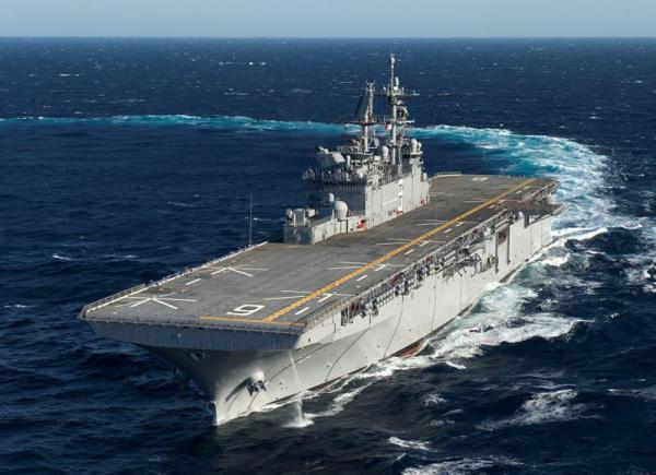 GE LM2500+ Gas Turbines To Power U.S. Navy's America