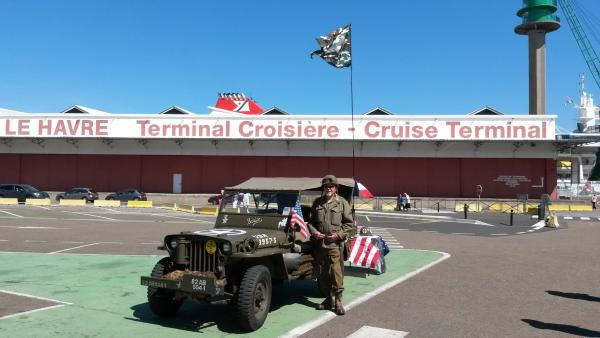 Le Havre Helps Mark D-Day Anniversary