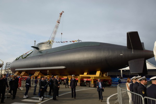 Fincantieri and Finmeccanica Join Forces on Naval Vessels