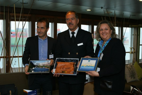 Photo: Berlin Makes First Call in Koper