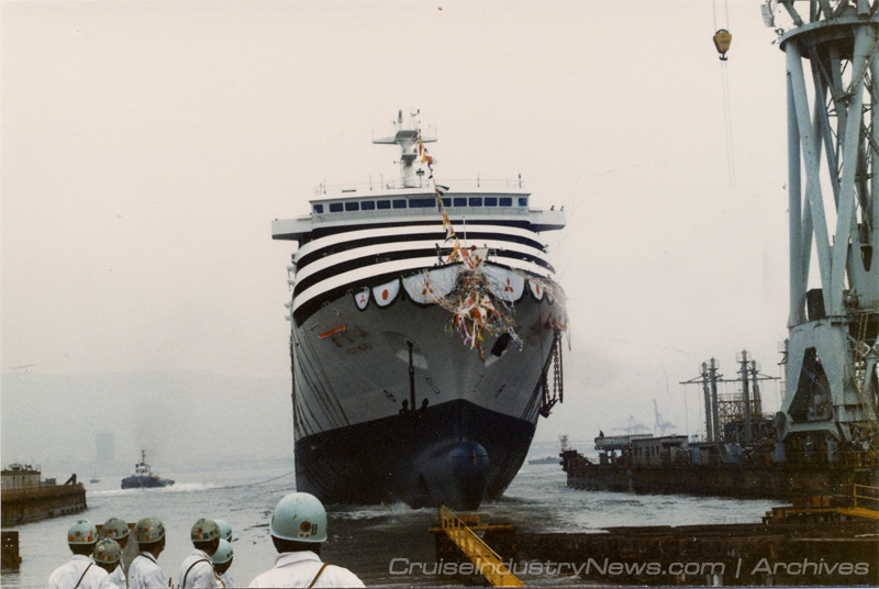 Archives: Fuji Maru Launch - Cruise Industry News | Cruise News