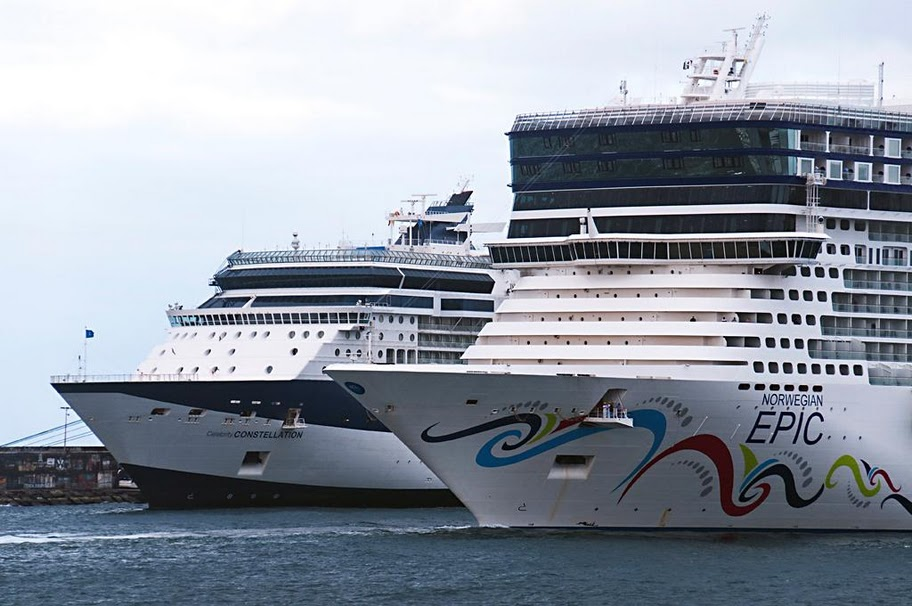2011 Year In Review Top Photos 10 6 Cruise Industry