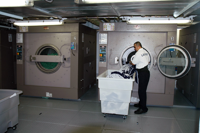 Sustainable Dry Cleaning And Laundry Cruise Industry