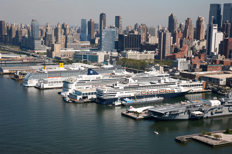 New York will host the 13th Cruise Canada New England Symposium