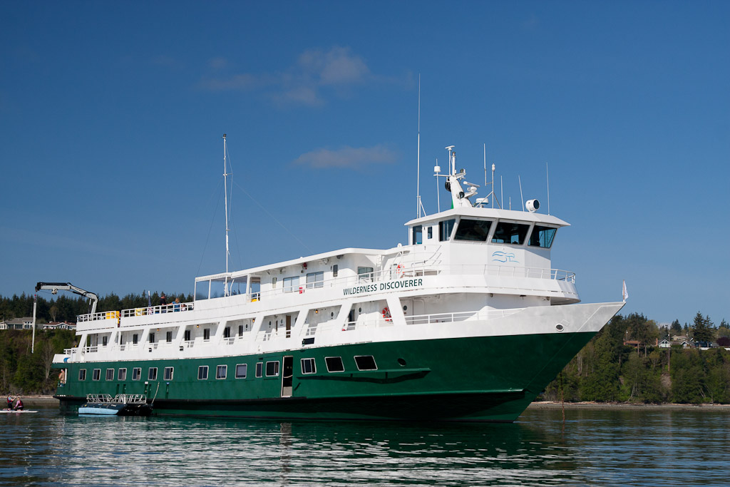 Innersea Christens Two Expedition Vessels For Inaugural