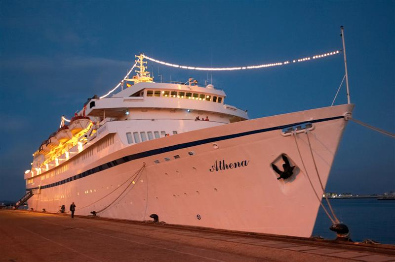 Athena Longest And Most Successful Season Ever In Australia Cruise Industry News Cruise News