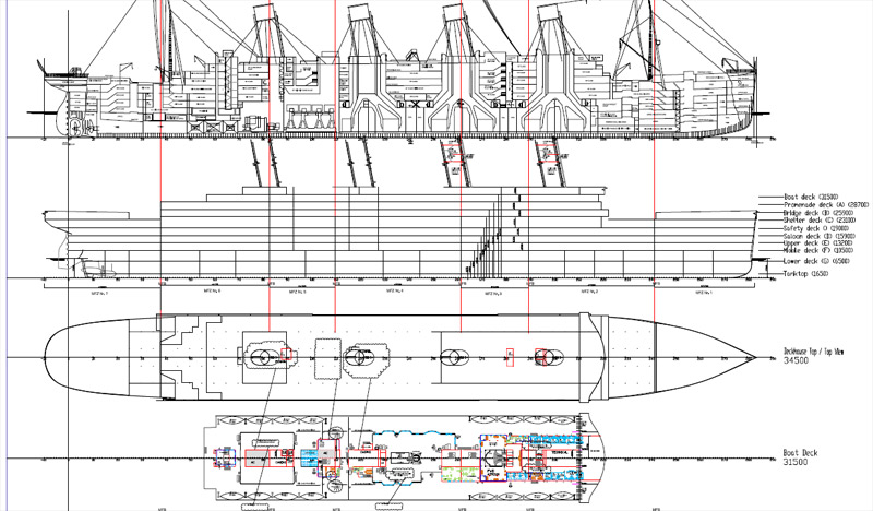 First Glimpse At Titanic II Plans - Cruise Industry News | Cruise News