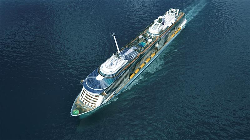 Quantum of the Seas will introduce a number of industry firsts for Royal Caribbean.