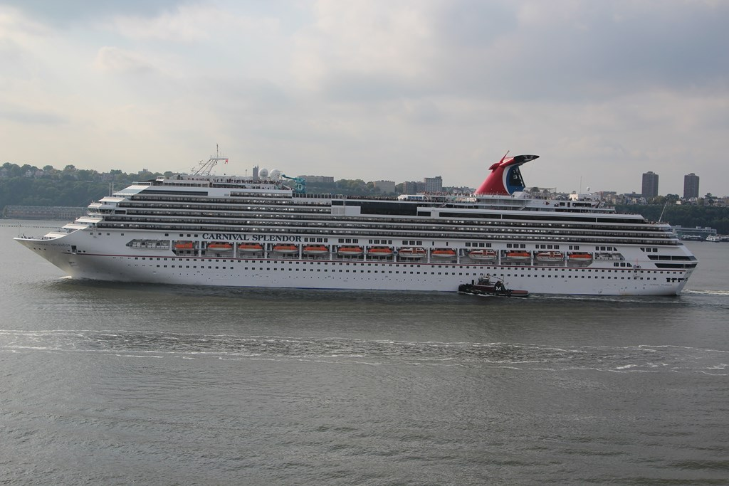 Four Carnival Ships Earn Perfect 100 Health Inspection Scores In Past Month Cruise Industry