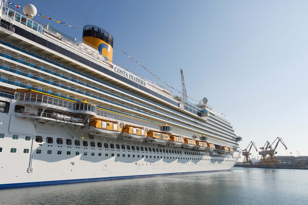 Carnival Announces Newbuilds For Costa Princess And P Amp O
