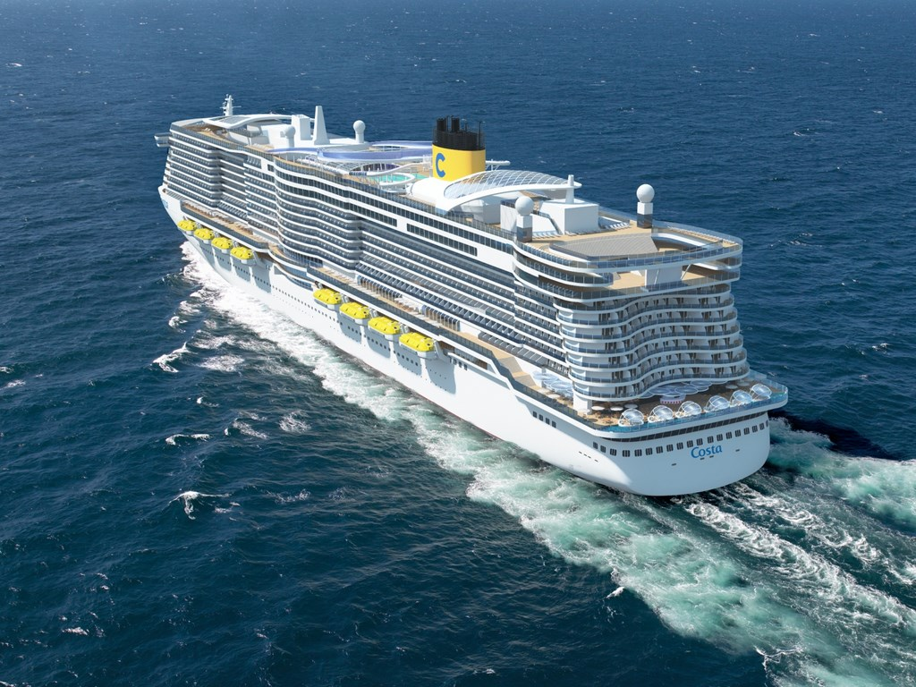 Costa To Build Two New Ships Cruise Industry News