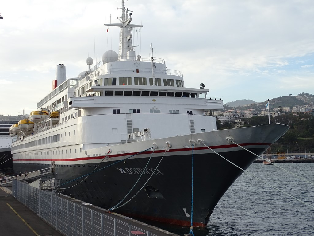 New Look Boudicca Cruise Industry News Cruise News