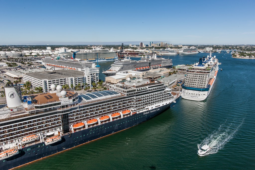 Port Everglades Planning For Cruise Future Cruise