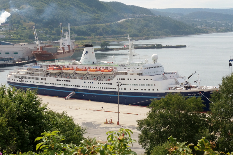 The Marco Polo in Corner Brook