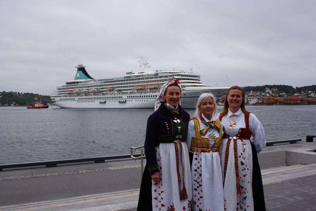 Norway Arendal Aka Arendelle Cruise Industry News