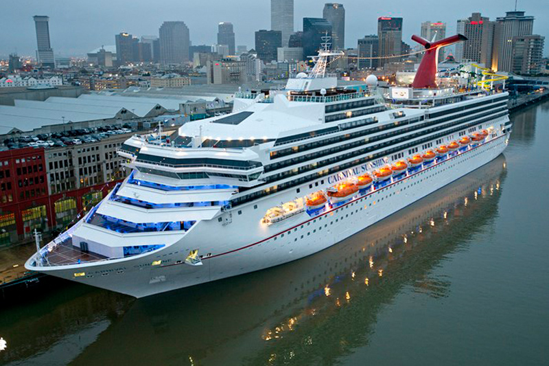 Carnival Sunshine To New York Charleston And Norfolk In - Cruise ships out of charleston south carolina