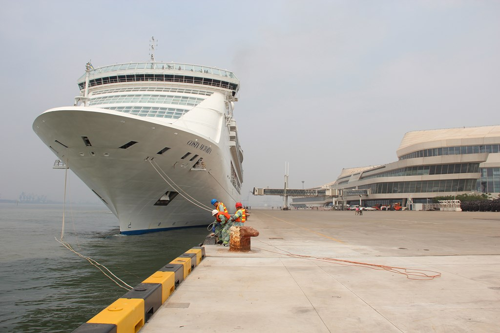 Cruise Lines Add Asia Capacity  Cruise Industry News