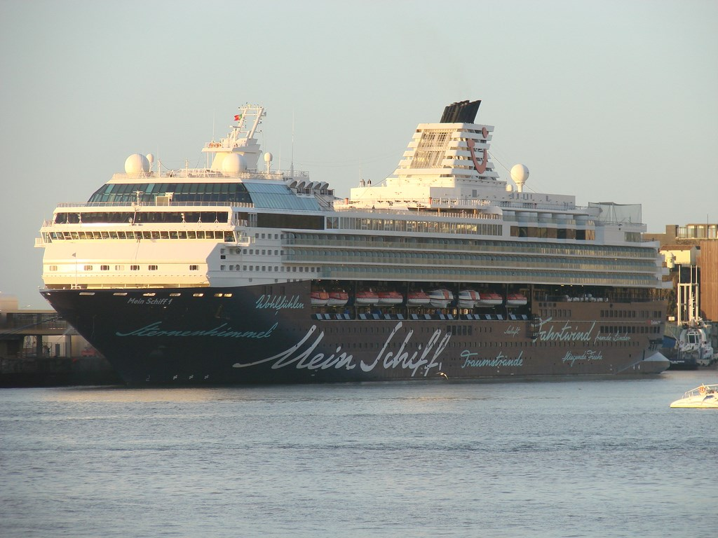 Tui Thomson To Get Mein Schiff 1 And 2 Cruise Industry