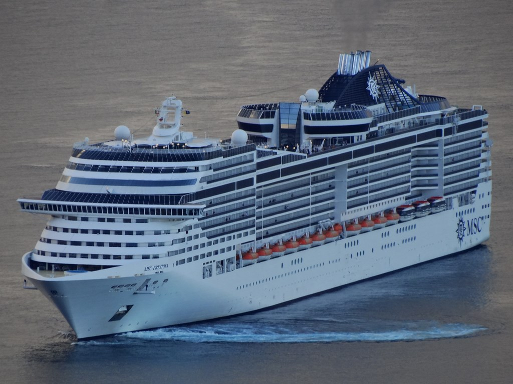 MSC Cruises Eyes Potential Private Island Purchase in Caribbean
