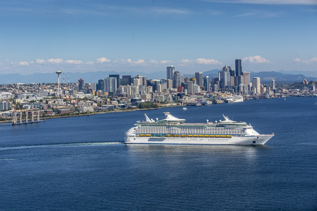 Seattle Cruise Passengers Can Check Their Bags Onboard Cruise - Cruise from seattle