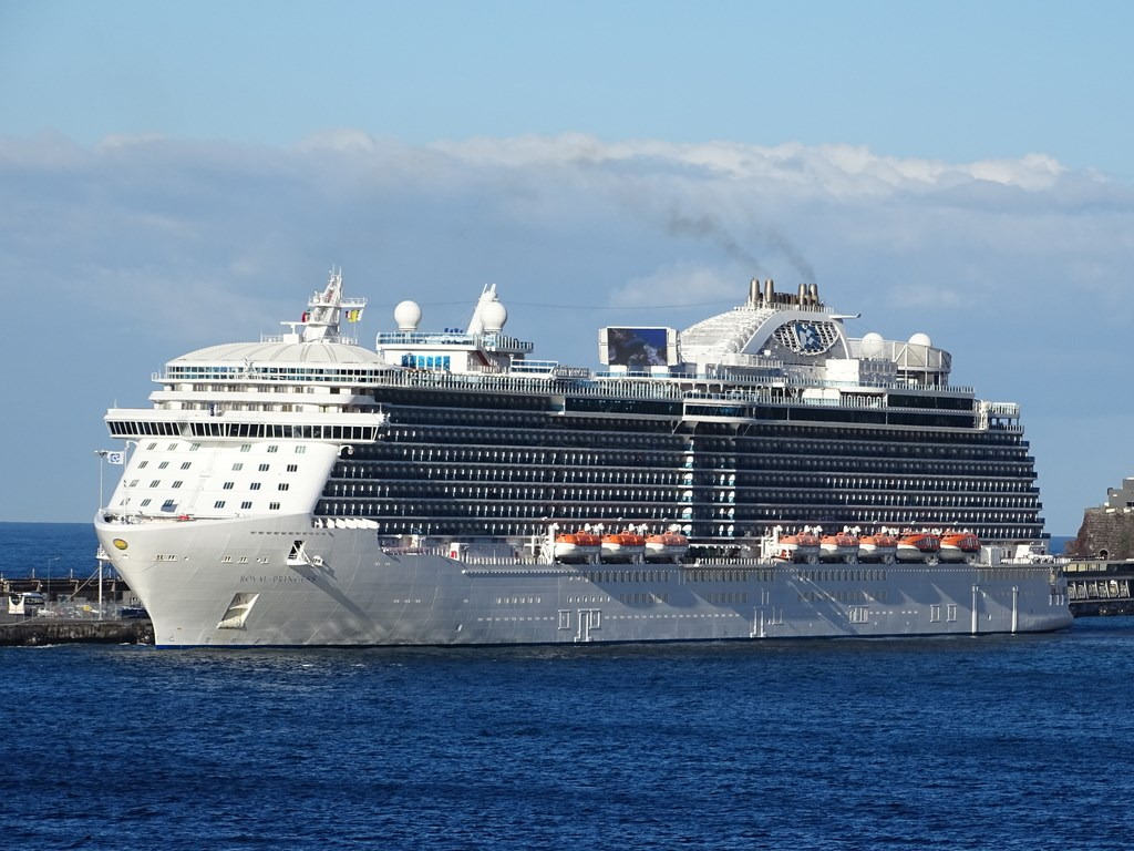 Photos Royal Princess  Cruise Industry News  Cruise News